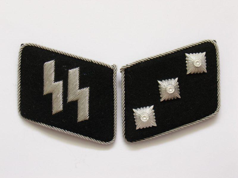 WW2 German Waffen-SS Officer Untersturmführer (2nd Lt)