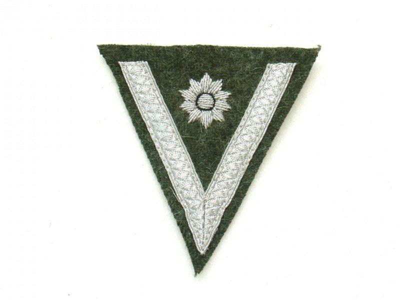 WW2 German Heer Obergerfreiter Sleeve Rank