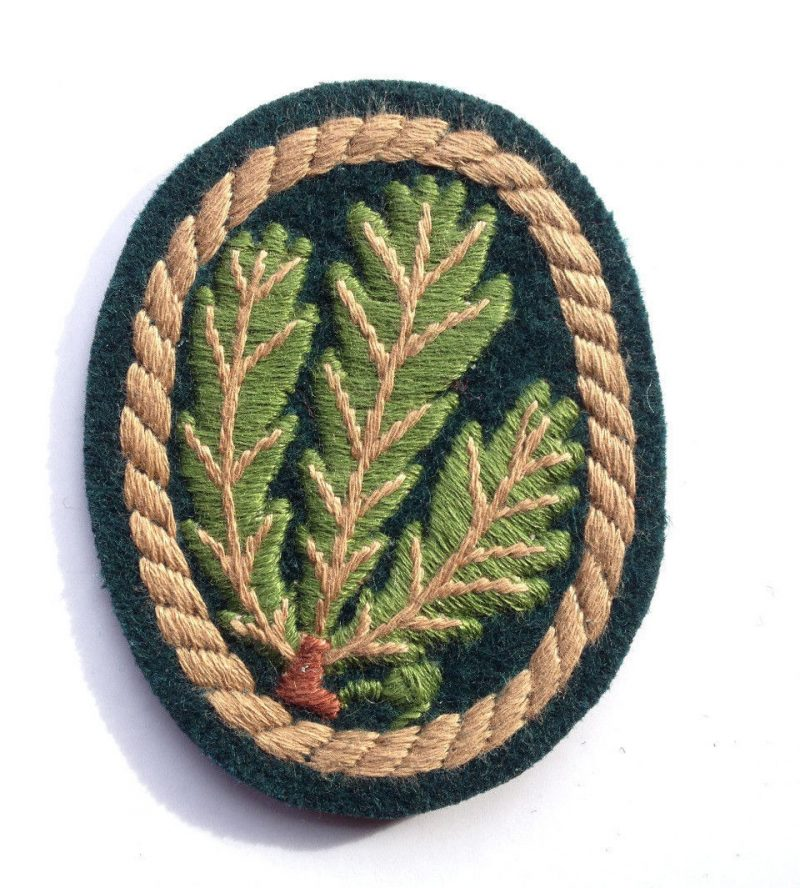 WW2 German Jager's Sleeve Patch (B)