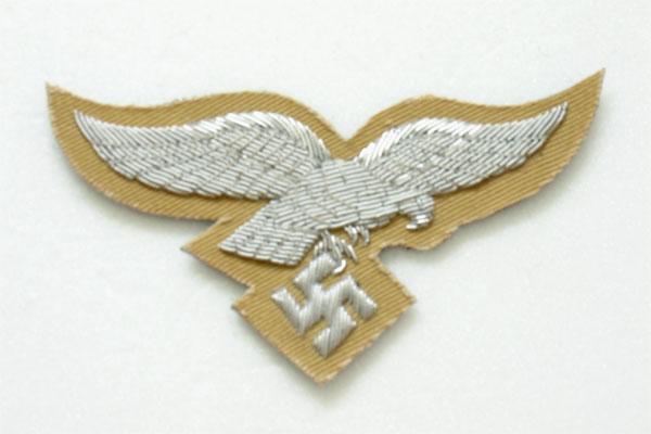 Luftwaffe Dak Officer Breast Eagle