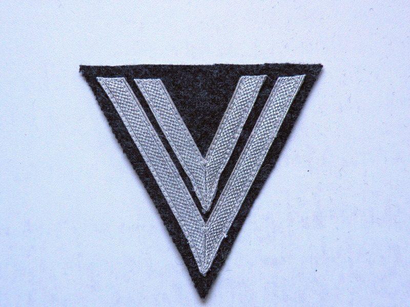 WW2 German Luftwaffe Obergefreiter sleeve rank