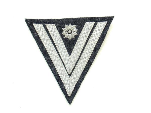WW2 German Luftwaffe Stabsgefreiter Rank Chevron