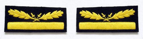 WW2 German Officer Sleeve Rank Major General