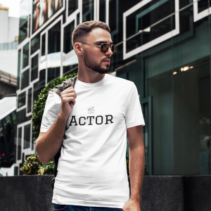 Actor. Unisex Heavy Cotton Tee